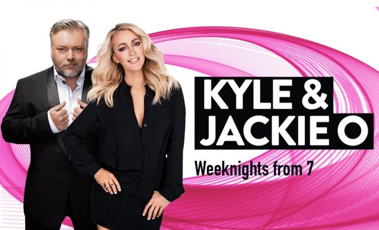 Kyle & Jackie O