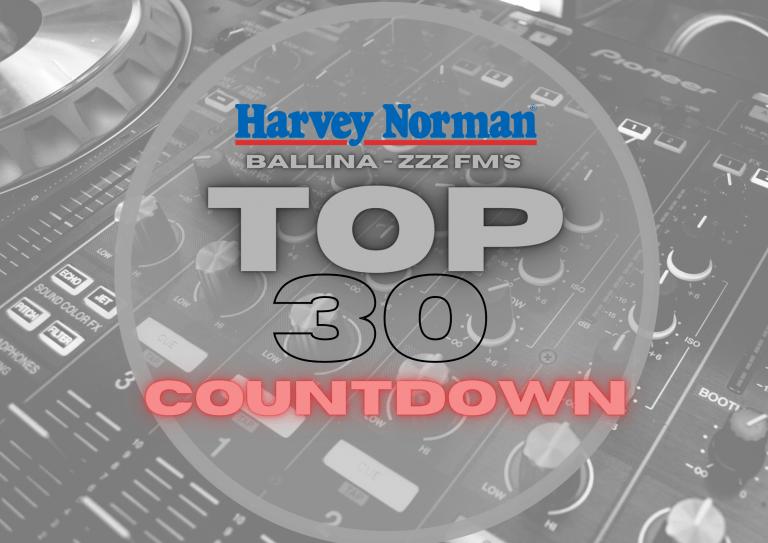 TOP 30 COUNTDOWN WEBSITE final